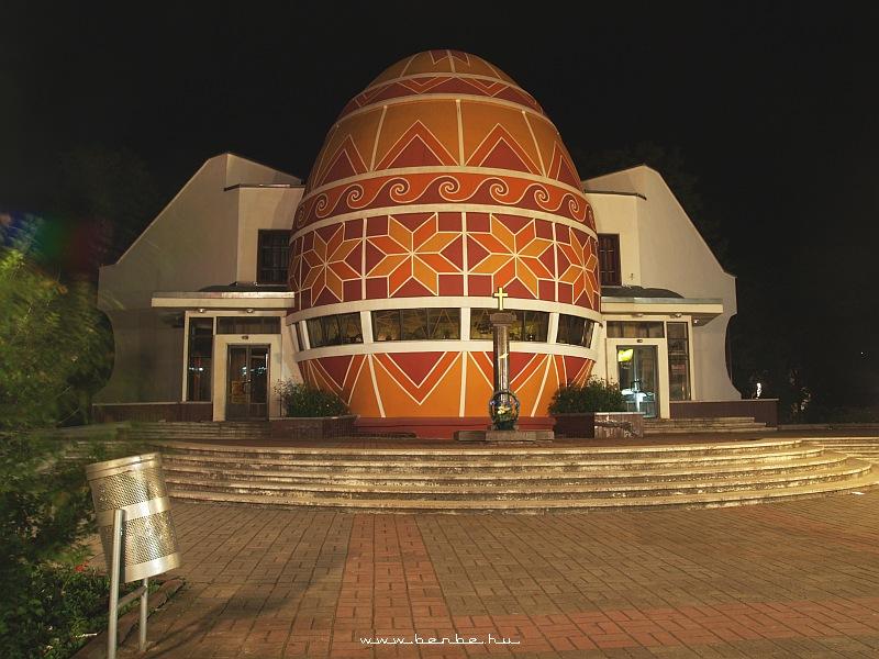 A hímestojás-múzeum épülete Kolomijában fotó