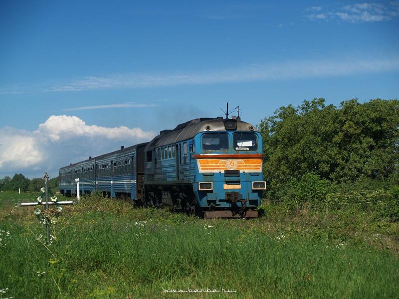2M62-1114 Рудка megállóhely után fotó