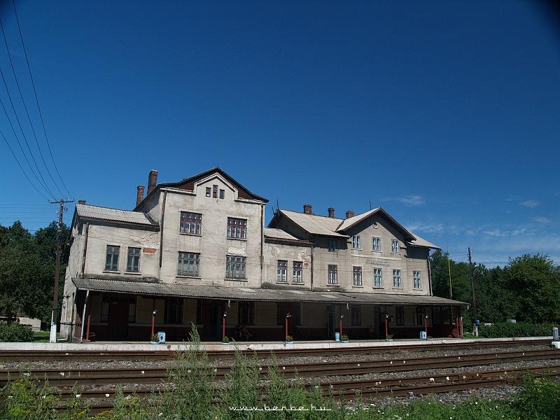 Стефанешти (Sztyepanyestyi) állomás fotó