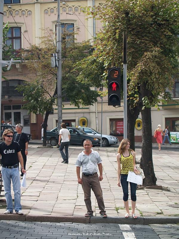 Csernovic belvárosa fotó