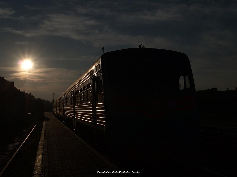 DPL1-002 Kolomija állomáson fotó