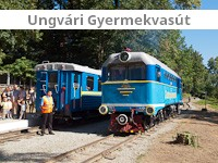 Uzhhorod Children's Railway