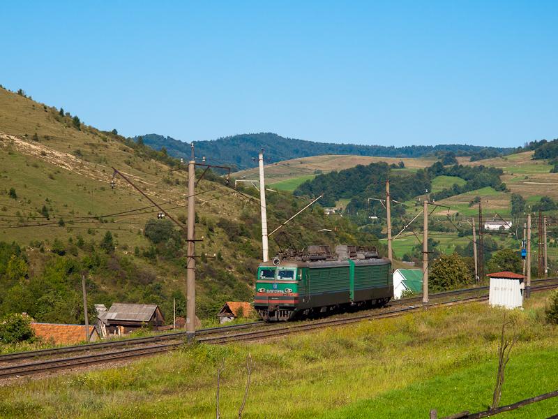 Az UZ VL11 099 Volóc és Zúg fotó