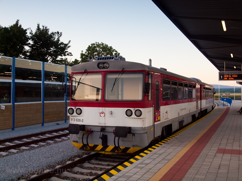 The ŽSSK 913 028-7 see photo