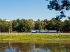 Az UZ TU2 098 Ungvár-Vadaskert (Park) és Ifjúság között