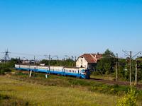 Az UZ ER2 510 Kincseshomok és Ungvár között