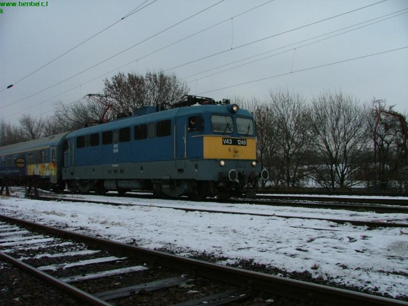 V43 1249 Szegeden fotó