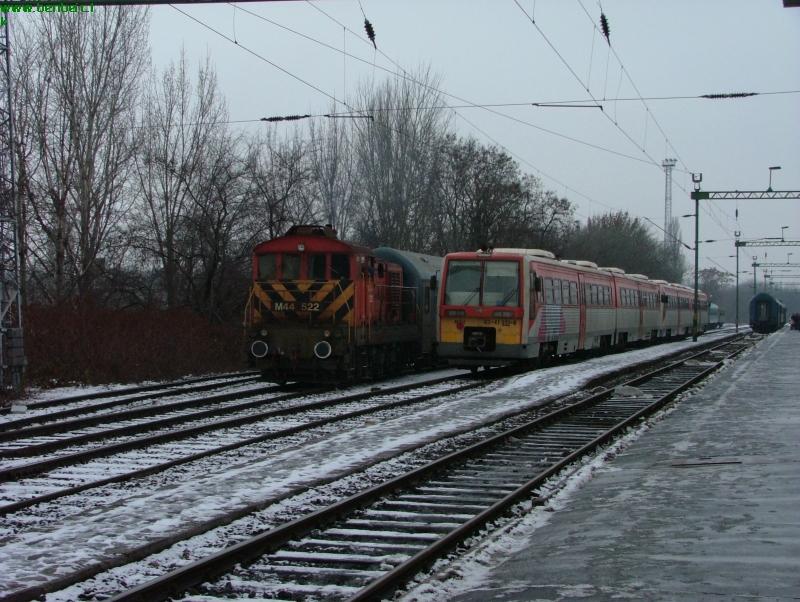 M44 522 Szegeden fotó