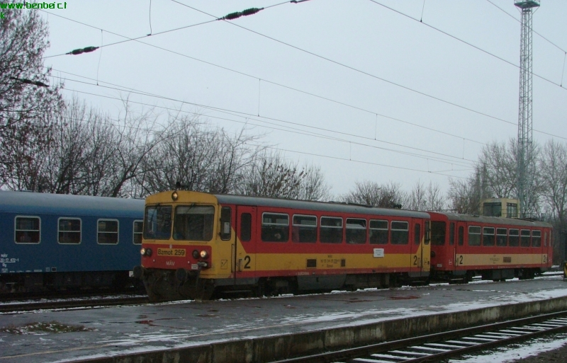 Bzmot 259 Szegeden fotó