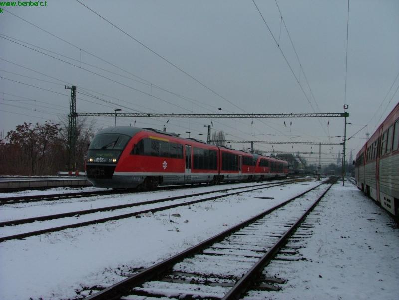 63-42 013-7 és 63-42 017-8 Szegeden fotó