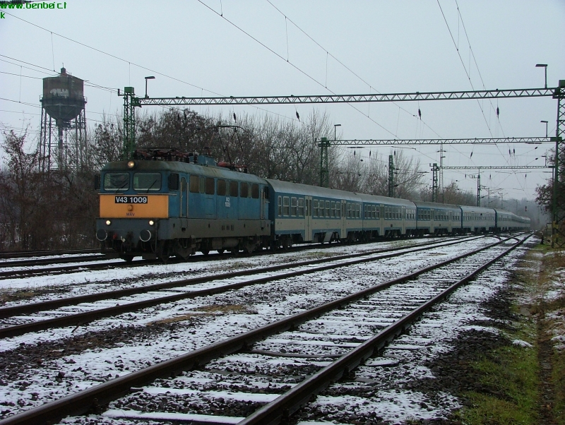 V43 1009 Szegeden fotó