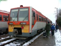 The 6341 040-1 at H�dmez�v�s�rheli N�pkert station