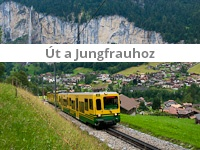 Road to the Jungfrau