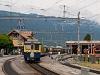 A Berner Oberlandbahn ABeh 4/4 I  305 Wilderswil állomáson