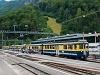 A Berner Oberlandbahn ABeh 4/4 I  305 Zweilütschinen állomáson