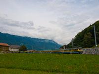 A Berner Oberlandbahn ABeh 4/4 I  304 Wilderswil és Zweilütschinen között