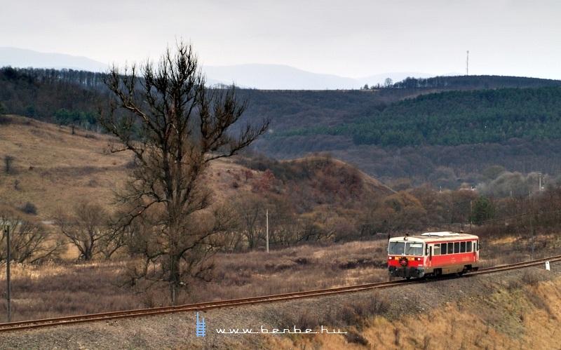 The Bzmot 406 at Csokvaomány photo