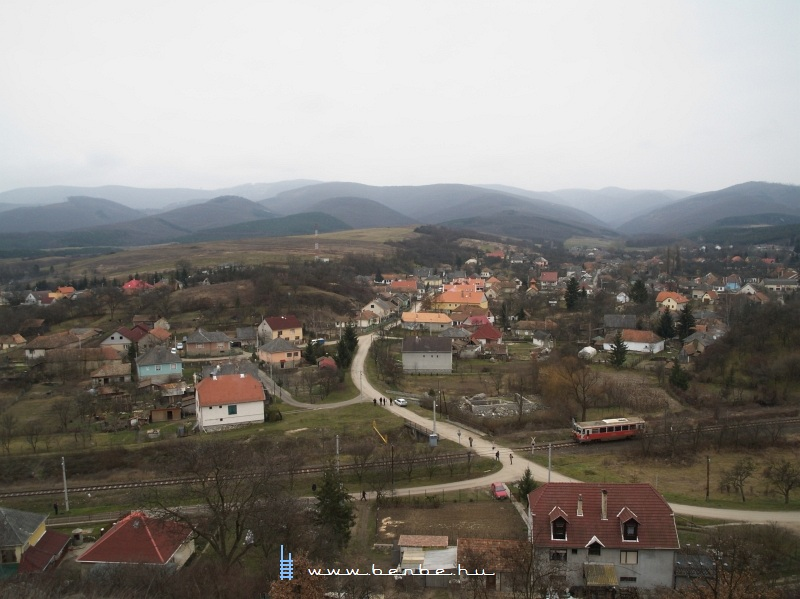 The Bzmot 406 between Szilvásvárad and Nagyvisnyó-Dédes photo