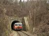 The Bzmot 406 in the tunnel near Sáta