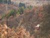 Bzmot 406 magasan a Ladány-völgy fölött