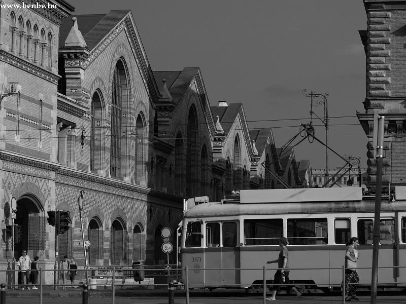 A budapesti Nagyvásárcsarnok fotó