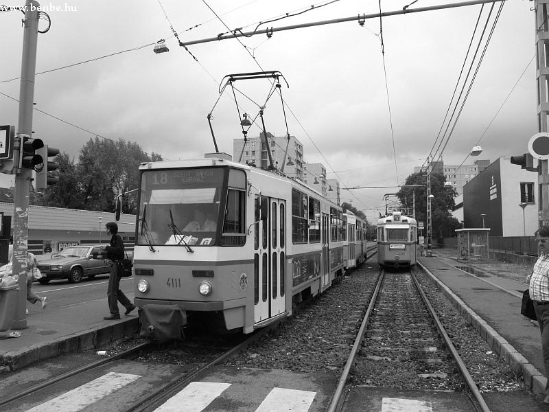 A Fehérvári úton fotó