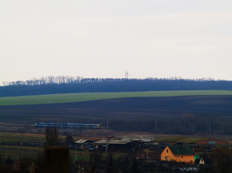 Ismeretlen BDVmot Váchartyán és Rudnaykert között fotó