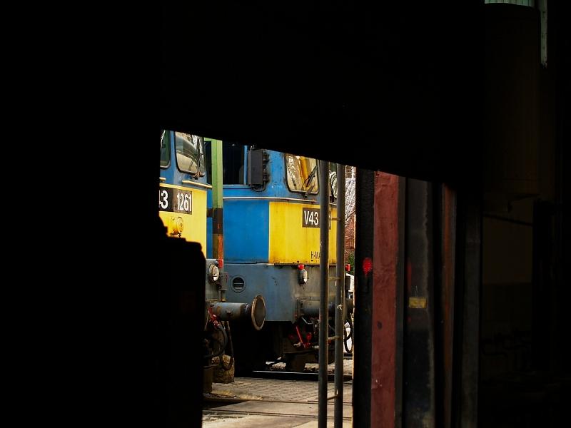 V43 1261 Hatvanban fotó