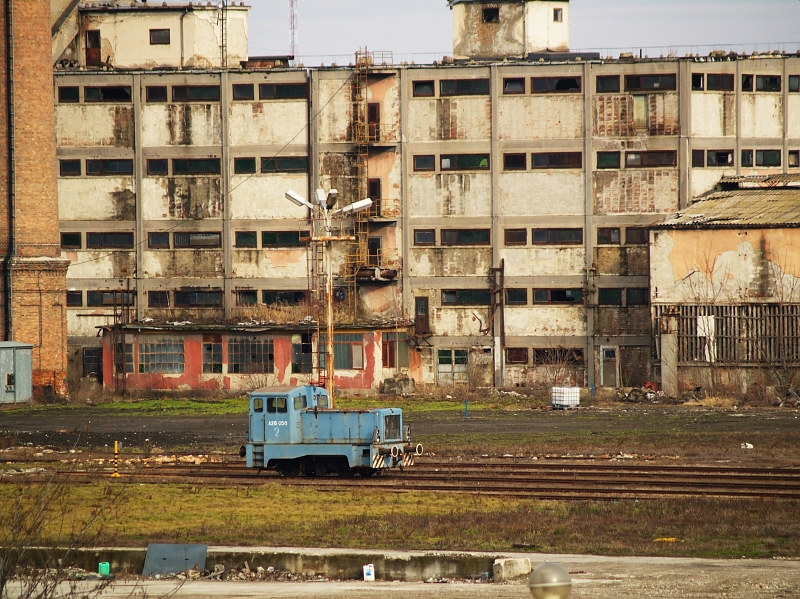 Bontják a hatvani cukorgyárat (A26 058) fotó
