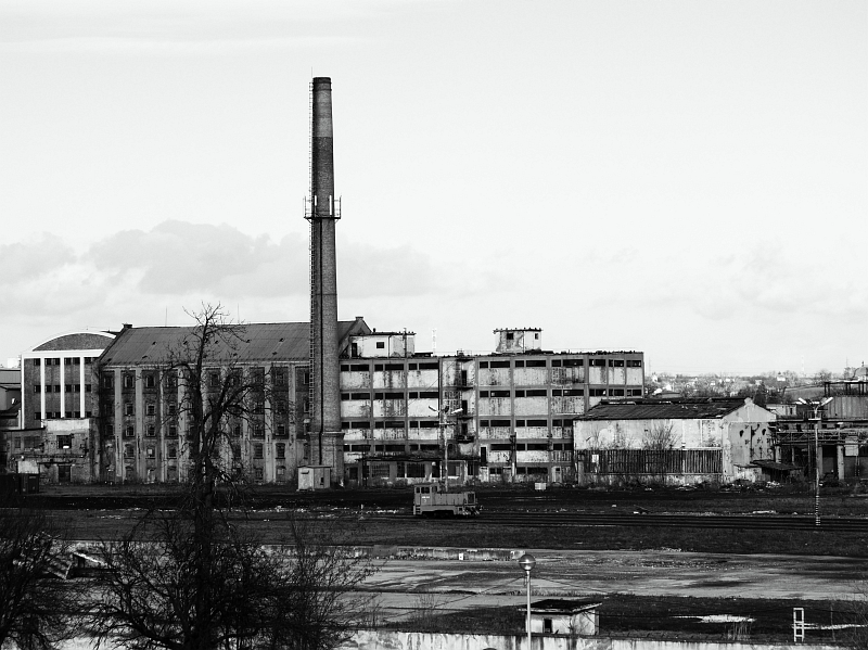 A26 058 a hatvani cukorgyárban fotó
