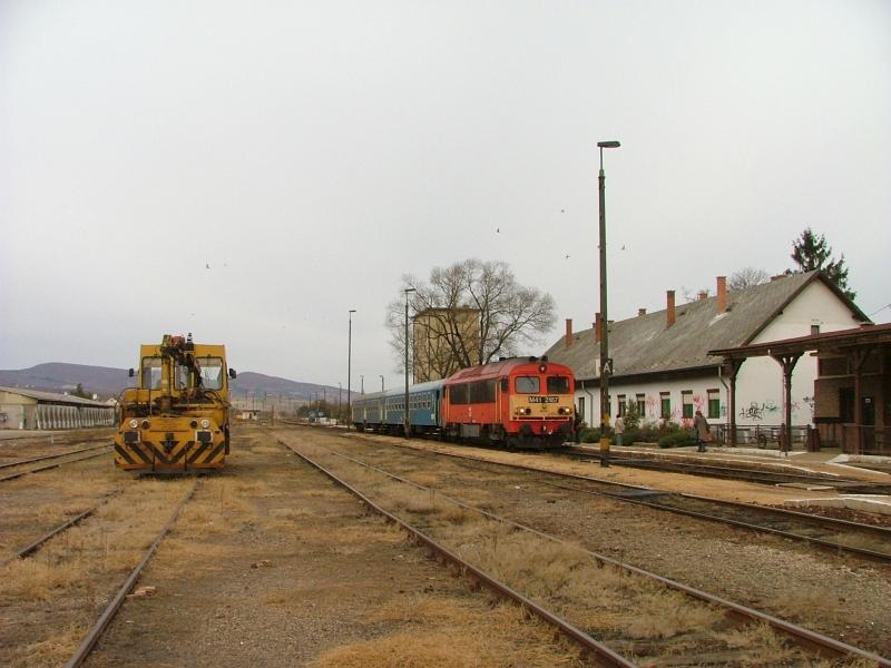 M41 2187 és egy UDJ Pásztón fotó