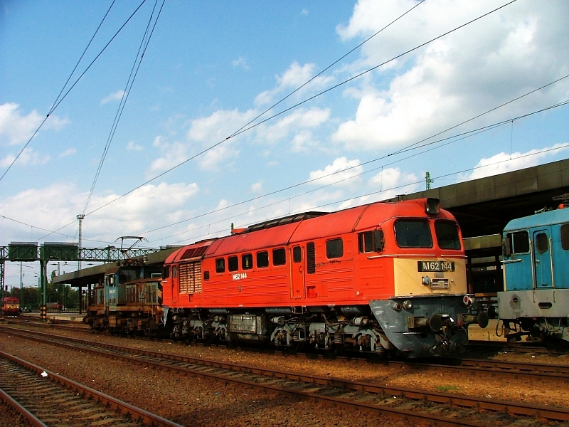 M62 144 Hatvanban fotó
