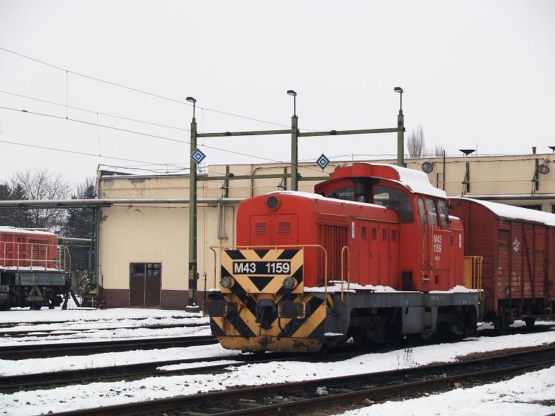 M43 1159 Hatvanban fotó
