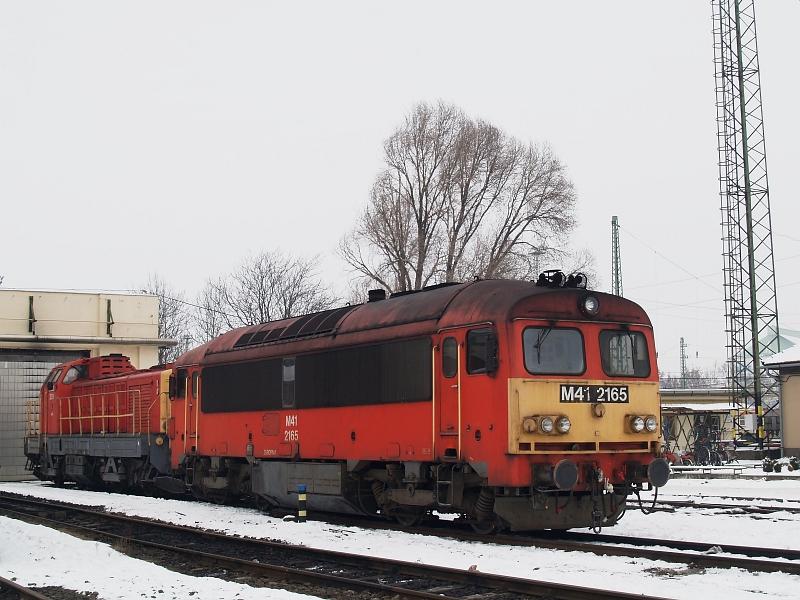 M41 2165 Hatvanban fotó