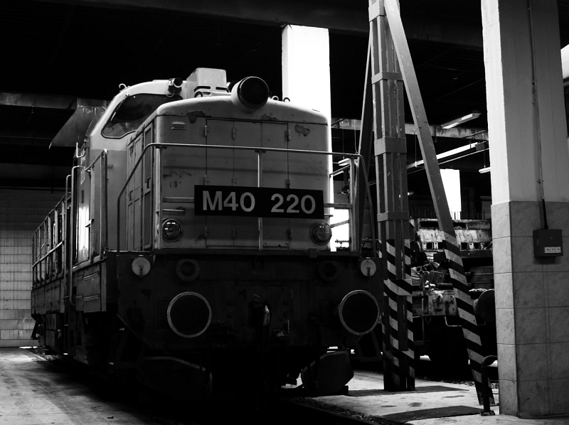 The M40 220 at Hatvan photo