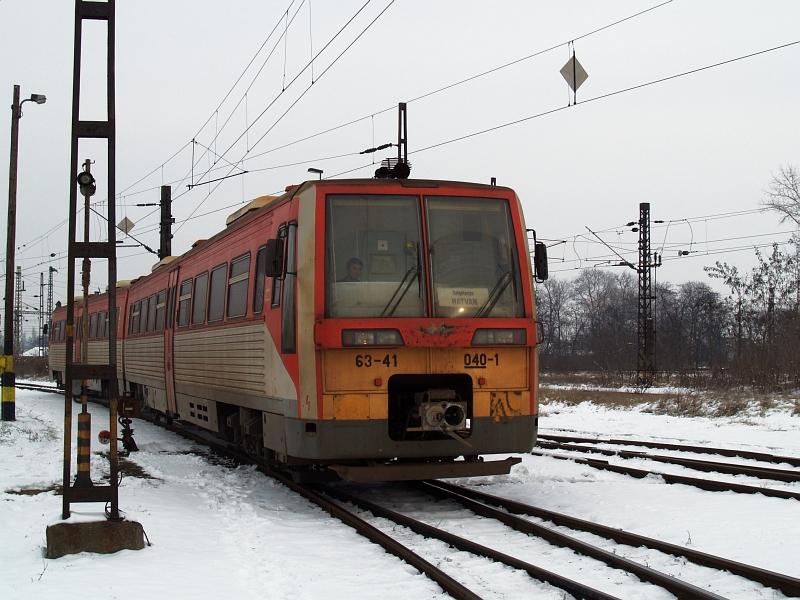 6341 040-1 Hatvan Rendezõben fotó