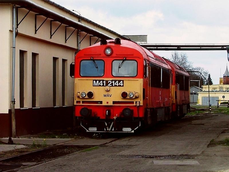 M41 2144 Hatvanban fotó