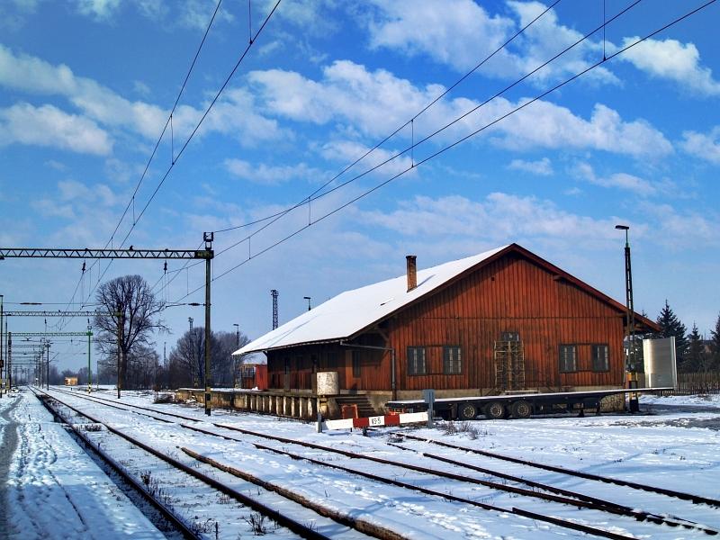 Raktár Jászberényben fotó