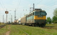 The V43 1030 at Hatvan-Rendez�