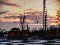 M43 1137 a hatvani naplementében