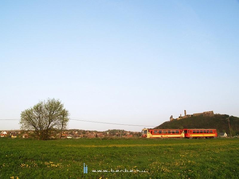 Motorvonat Nógrádban fotó