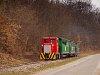 A Felsőtárkányi Erdei Vasút C-04 406 Felsőtárkány-Fűtőház és Egeresvölgy-Varróház között