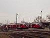 A MÁV-START 415 023 és 415 045 Eger állomáson
