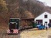 A Nagybörzsönyi Erdei Vasút C50 3737 Nagybörzsöny állomáson