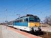 A MÁV-START 431 109 Kisújszállás állomáson