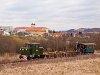 A Nagybörzsönyi Erdei Vasút C50 3737 Márianosztra és Füstös forrás között