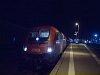 Az ÖBB 1116 279 és 1116 063 Nürnberg Hbf állomáson