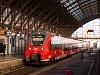 A DB AG 442 801 <q>Talent 2</q> Köln Hbf állomáson