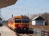 A MÁV-START 117 328 Kisújszállás állomáson