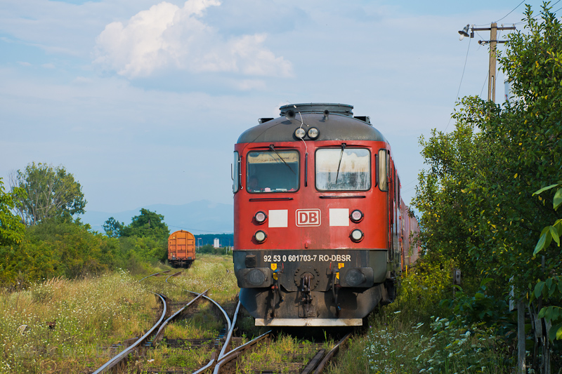 The DB-Schenker Romania (RO picture